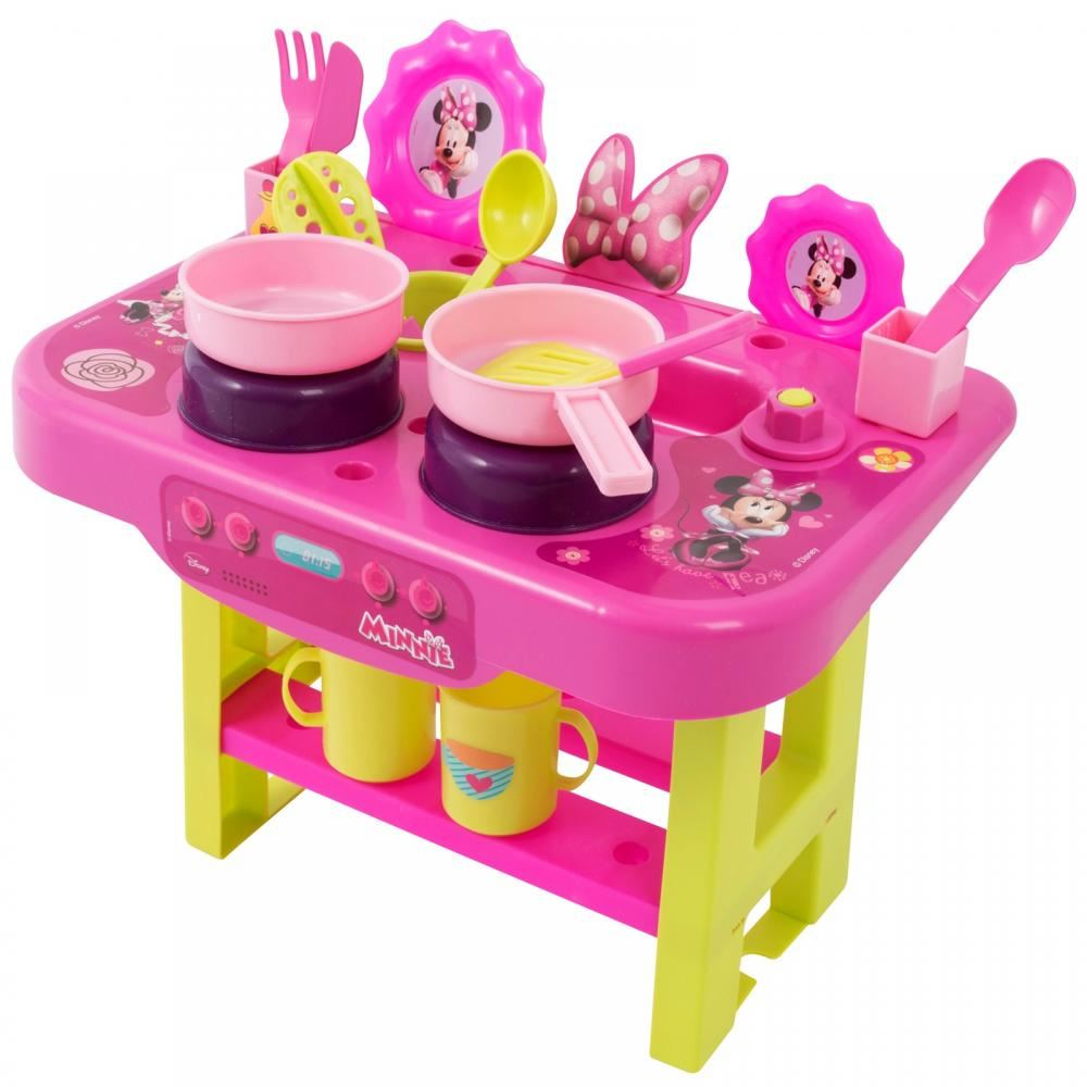 Disney Minnie Mouse My First Cocina Parque Infantil Recetas PLAY ...