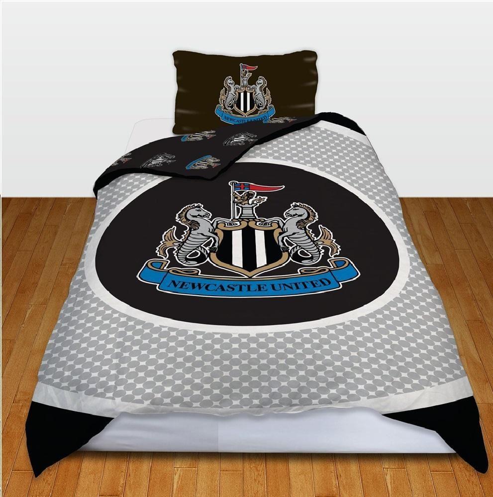 New Football Club Bullseye Double Duvet Set Quilt Cover