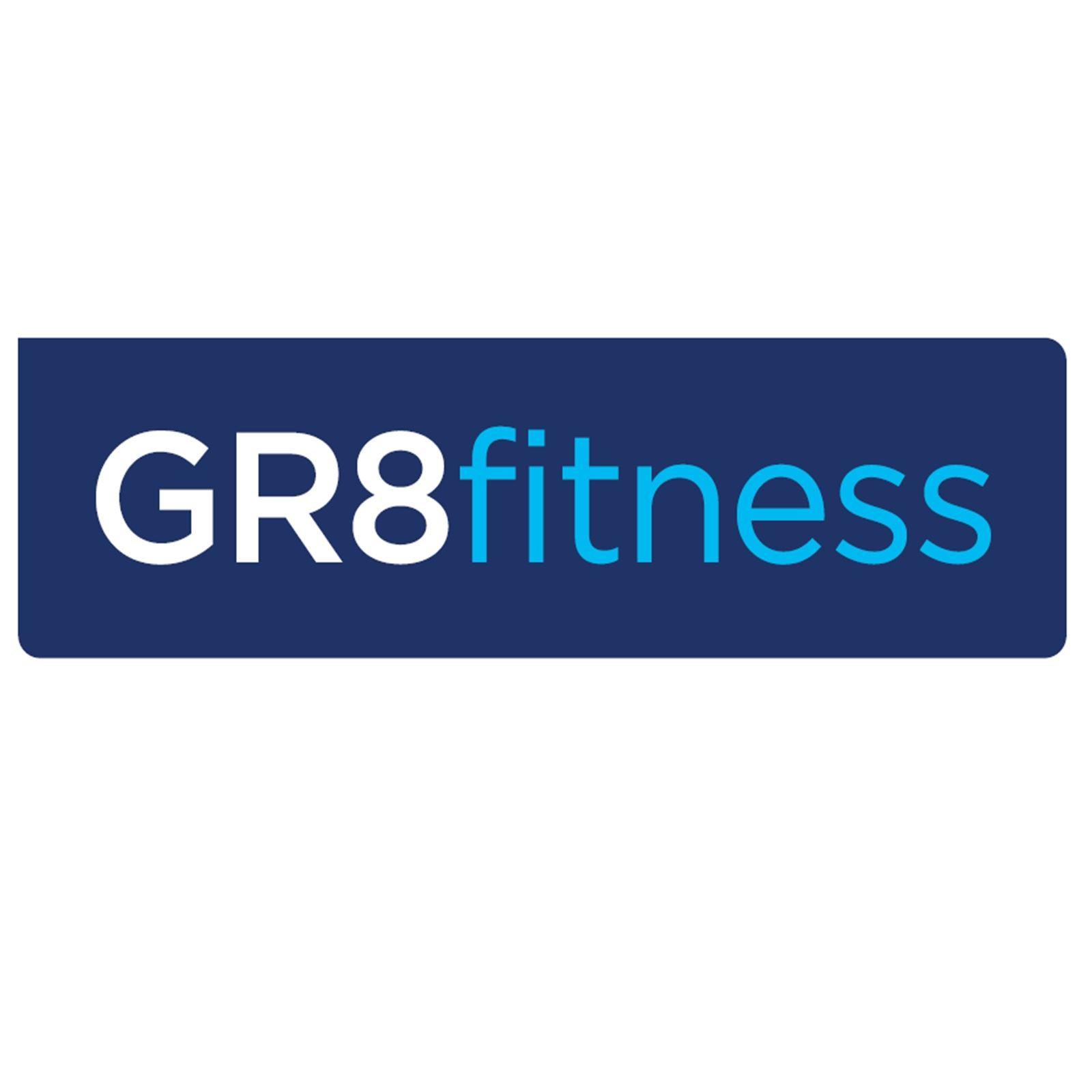Gr8 Fitness Confezione da 10 Plastica Giallo Allenamento Marcatore Coni Calcio Rugby Traffico Marcatura Jogging Agilit/à Eserzio Palestra da Calcio Set