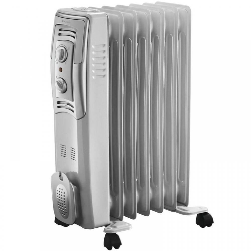 Bionaire 1.5kw Portable Oil Filled Radiator Electric Home Office Heater  Radiator