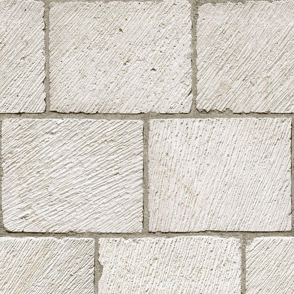 New muriva brick blocks faux stone wall embossed