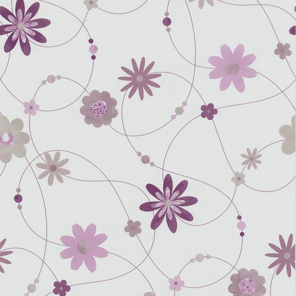 Wallpaper  Floral amp Striped Wallpaper  Textured