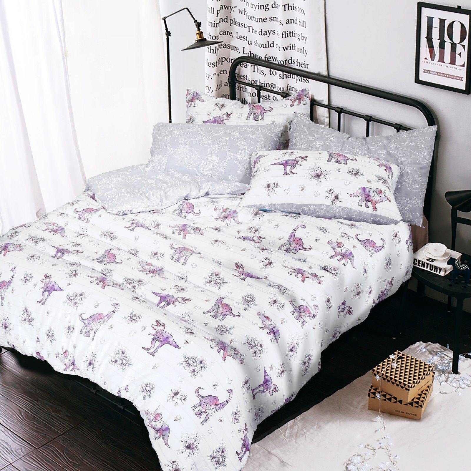Animal-Design-Duvet-Set-Quilt-Cover-Pillowcase-Bedding-Single-Double-King-Size