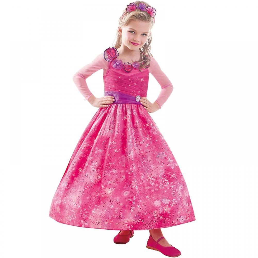 Barbie Disfraz Niña Infantil Carnaval Fiesta De Halloween | eBay
