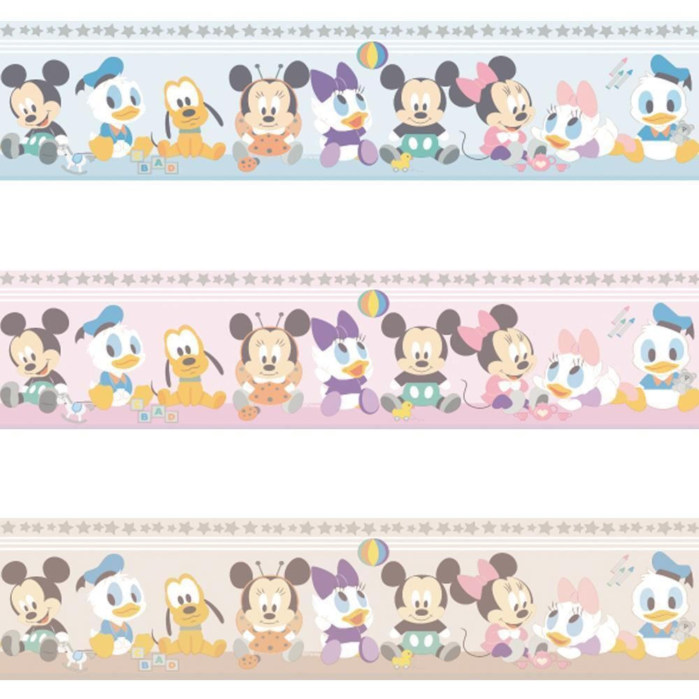 New Official Disney Baby Mickey Minnie Mouse Childrens