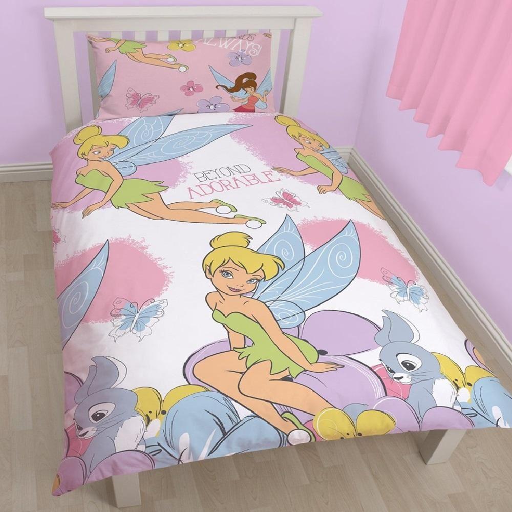 Cartoon Character Single Duvet Set Quilt Cover Kids