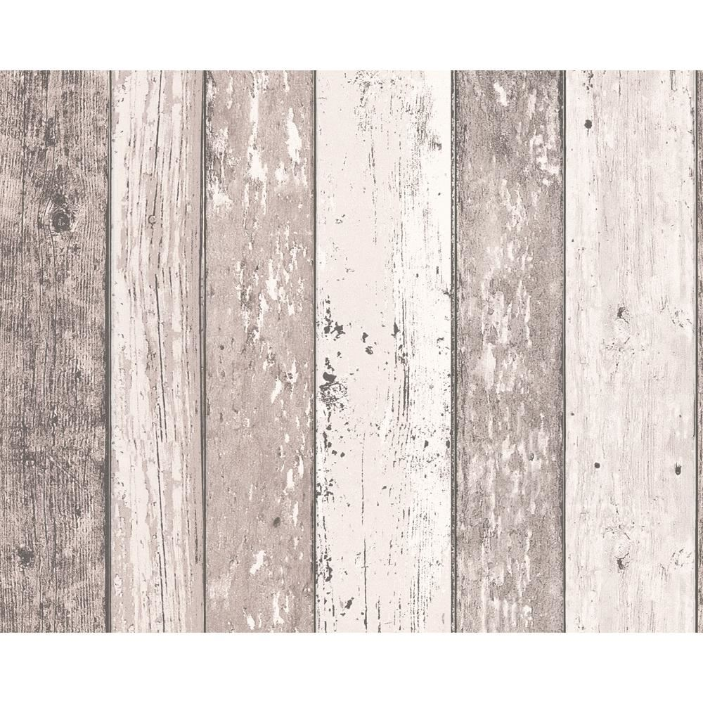 new as creation surf beach hut painted wood panel pattern faux effect wallpaper ebay. Black Bedroom Furniture Sets. Home Design Ideas