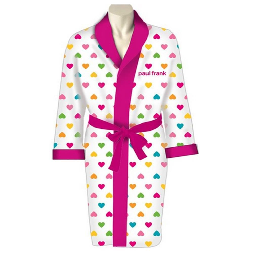 Adult Mens Womens Cartoon Character Deluxe Bath Robe