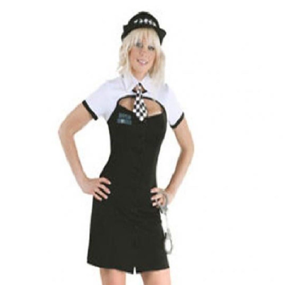 SEXY ROLE PLAY LADIES FANCY DRESS COSTUME ADULT HALLOWEEN
