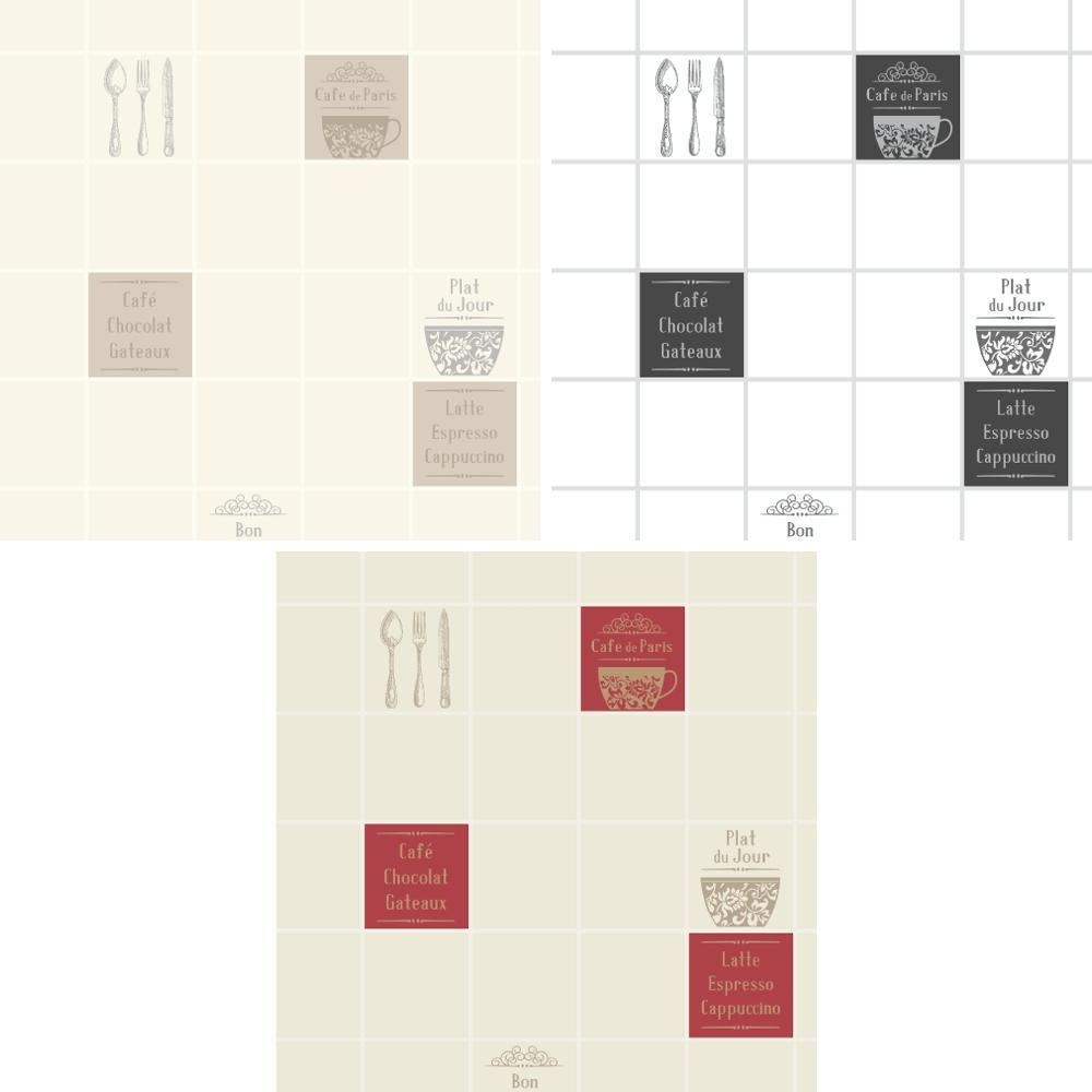 neue rasch kachel muster kaffee restaurant k che. Black Bedroom Furniture Sets. Home Design Ideas