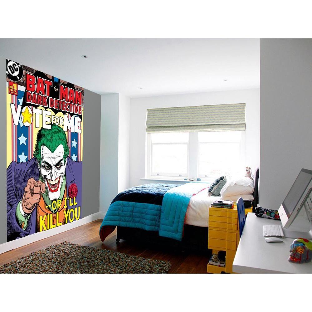 NEW 1 WALL MURAL MARVEL DC COMICS BATMAN  Part 42