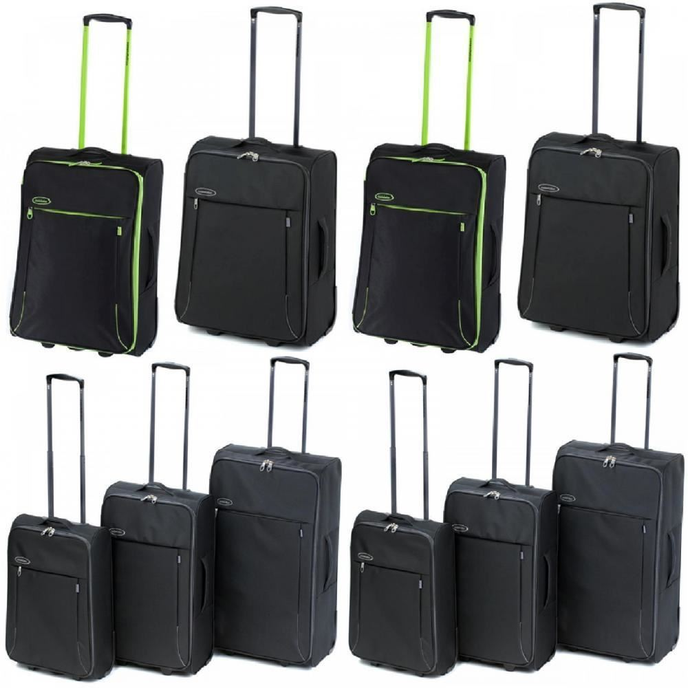 Constellation Superlite 2 Wheeled Suitcase Lightweight Travel Luggage Case  Bag 4f5aa4cb69
