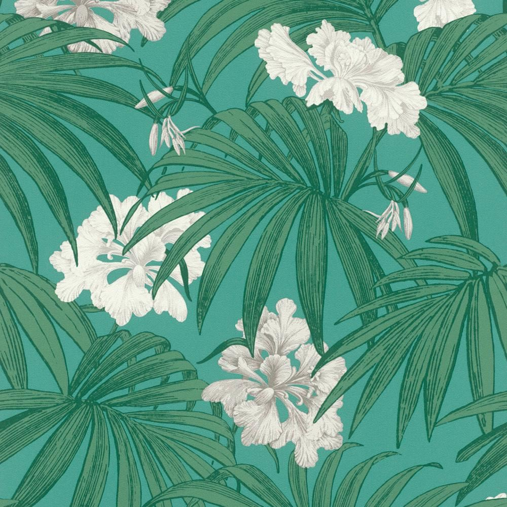 Flower Pattern Wallpaper Magnificent Design Inspiration