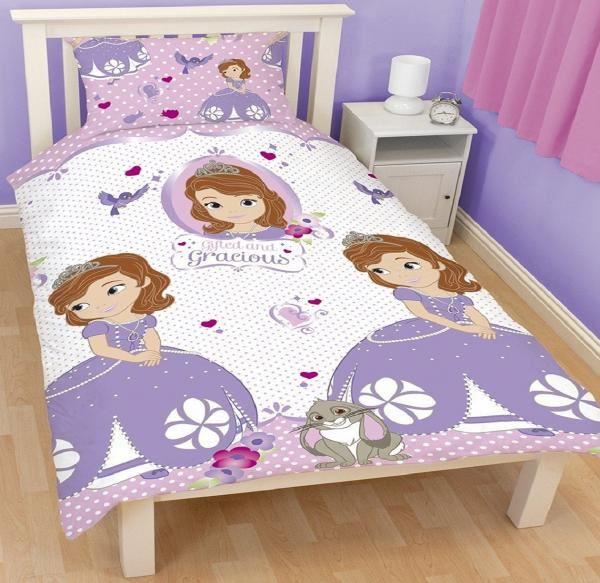 Cartoon Character Single Duvet Set Quilt Cover Kids Childrens Pillowcase Bedding Ebay
