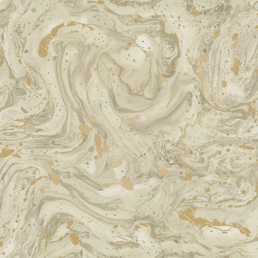 Holden Azurite Abstract Art Pattern Wallpaper Paint Oil Swirl Metallic 90122
