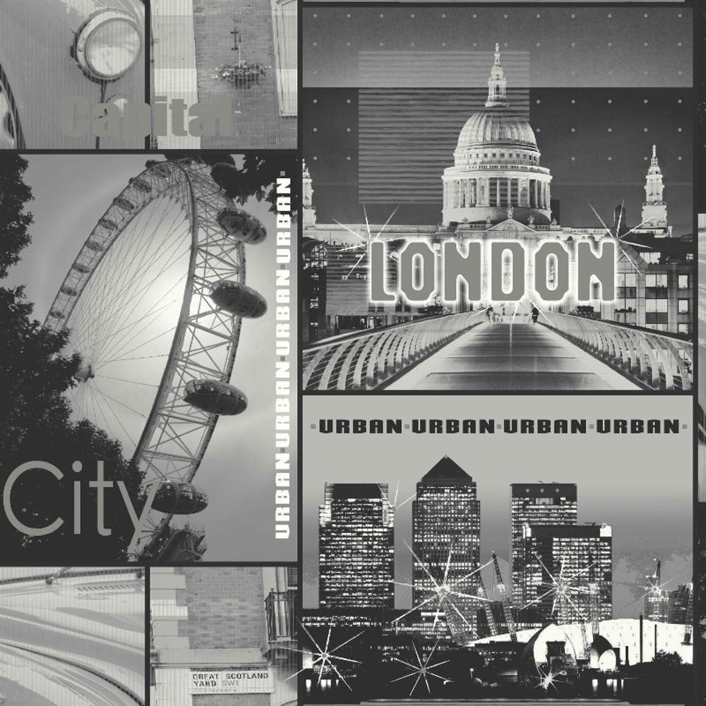 Detalles Acerca De Nuevo Arthouse Brillante London Motivos Negro Blanco Foto Mural Wallpaper Motivo 650700 Mostrar Título Original