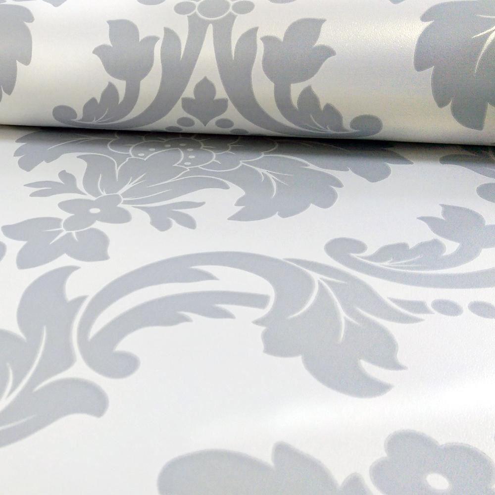 Arthouse Romeo Traditional Damask Pattern Wallpaper Modern