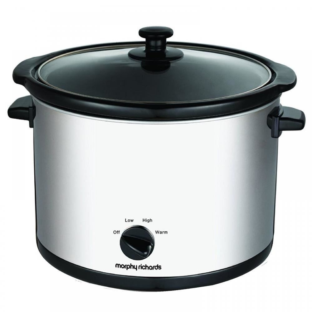 Large Electric Cooking Pots Not Lossing Wiring Diagram Cooker Rice Morphy Richards 5 5l Round Slow Pot Rh Ebay Com