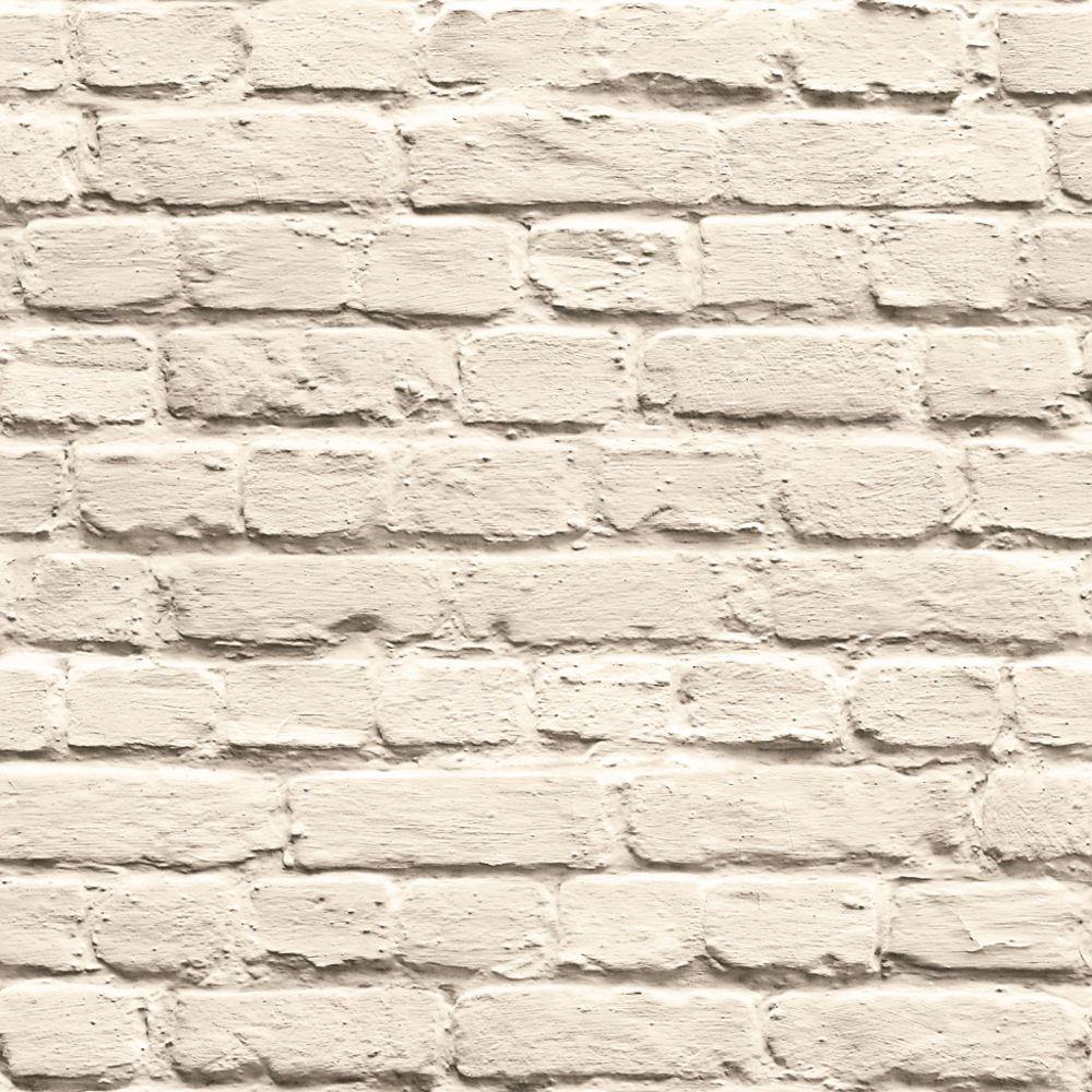 Nouveau rasch usine ardoise brique motif pierre effet - Peinture effet brique ...