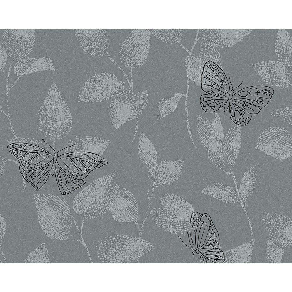 papier peint motif papillon imprimer with papier peint motif papillon interesting papier peint. Black Bedroom Furniture Sets. Home Design Ideas