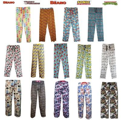 Mens Lounge Pants Pyjamas Nightwear Free P Amp P 6 Xdesigns Ebay