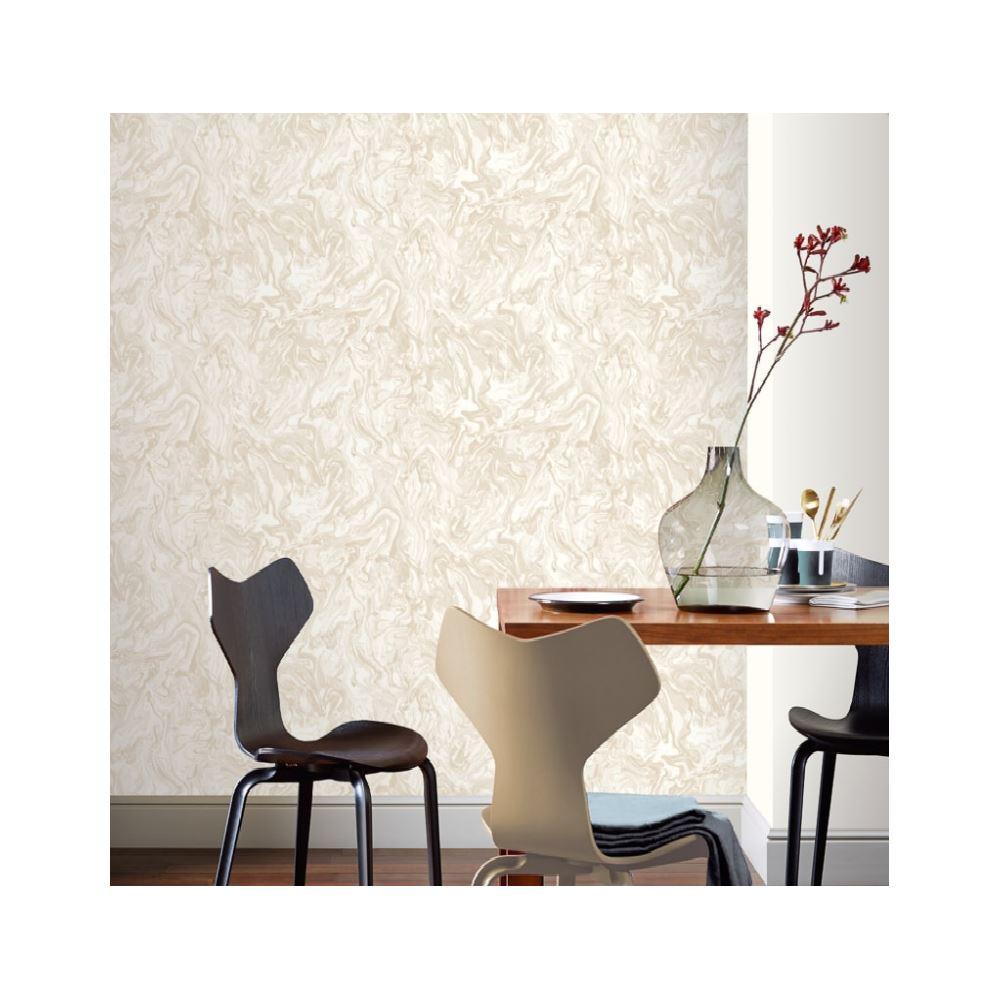 Arthouse Esclusivo Liquido Effetto Marmo Colore Pastello Moderno