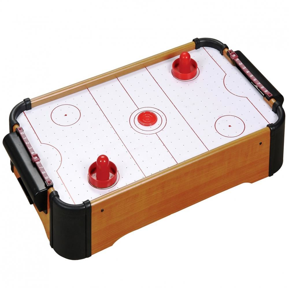BABY MINI WOODEN TABLE TOP GAME FOOTBALL AIR HOCKEY POOL SNOOKER ...