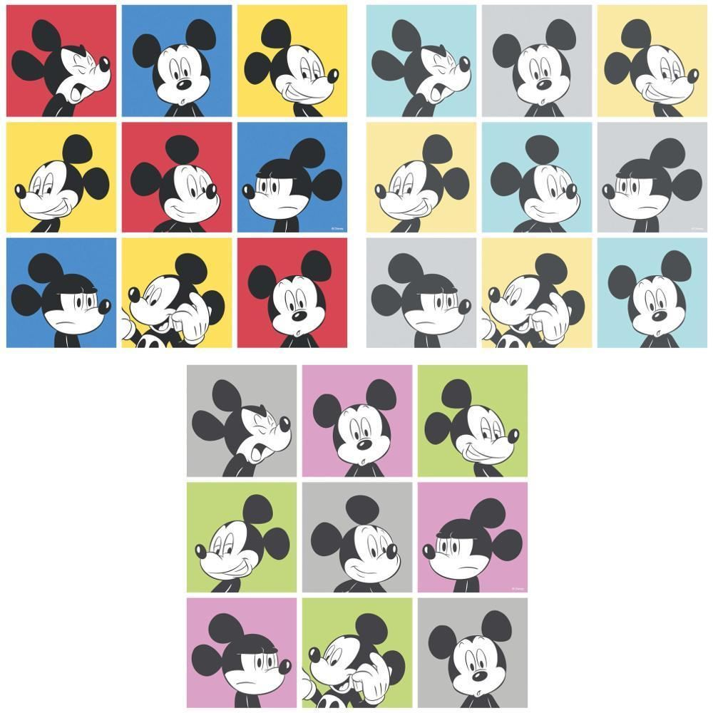 Details about NEW OFFICIAL DISNEY MICKEY MOUSE POP ART PATTERN CARTOON CHILDRENS WALLPAPER