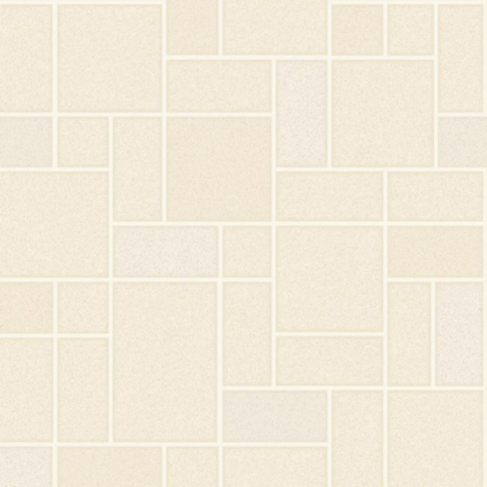 Holden Winchester Tile Effect Pattern Wallpaper Emboss Glitter ...