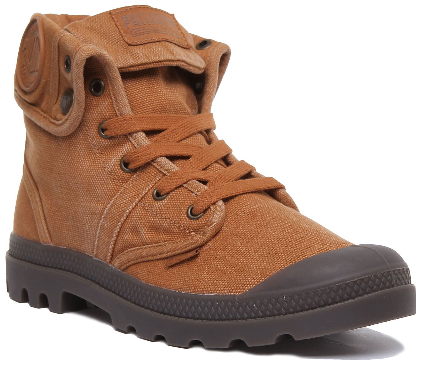 miniature 11 - Palladium Pallabrouse Baggy Rust Bottines Us Baggy Washed Taille UK 6 - 12