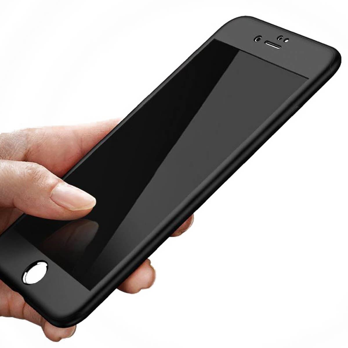 Thin-Shockproof-Case-For-Apple-iPhone-10-X-8-7-Plus-6-5-Hybrid-360-TPU-Gel-Cover thumbnail 15
