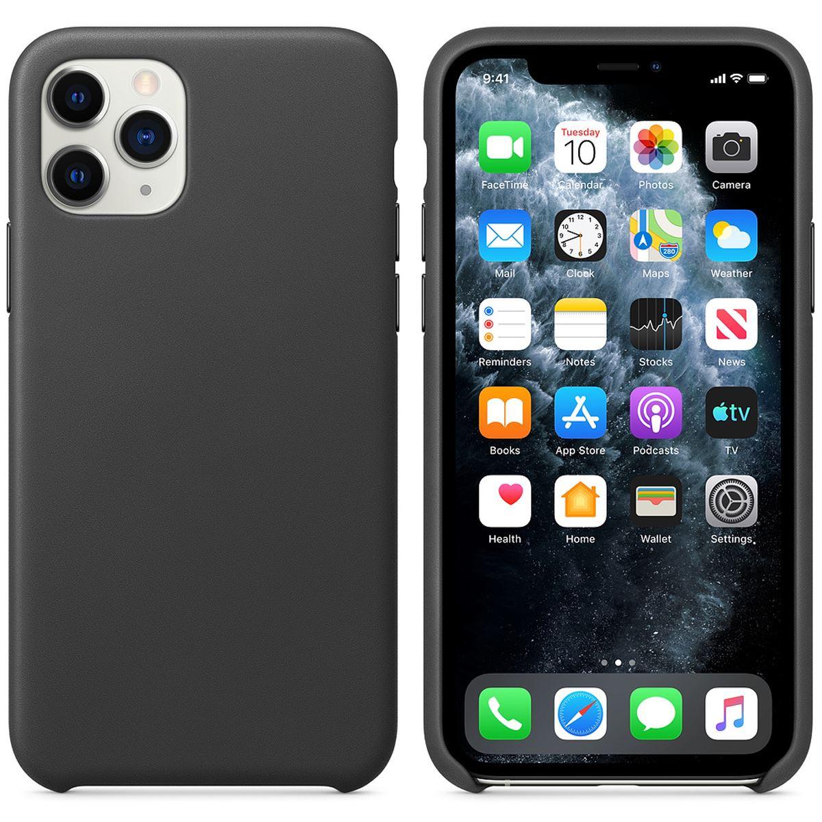 Leather-Slim-Case-Apple-iPhone-10-8-7-Plus-6s-5-Original-PU-Soft-Silicone-Cover thumbnail 7