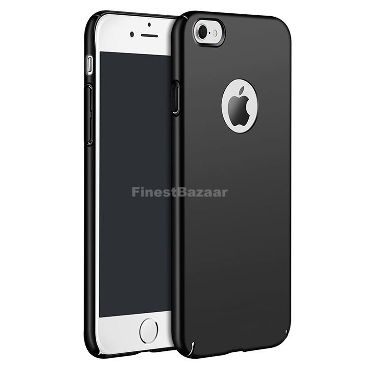 Luxury-Ultra-Thin-Slim-Acrylic-Hard-Back-Case-Cover-Apple-iPhone-10-X-8-7-6s-5s miniatuur 12