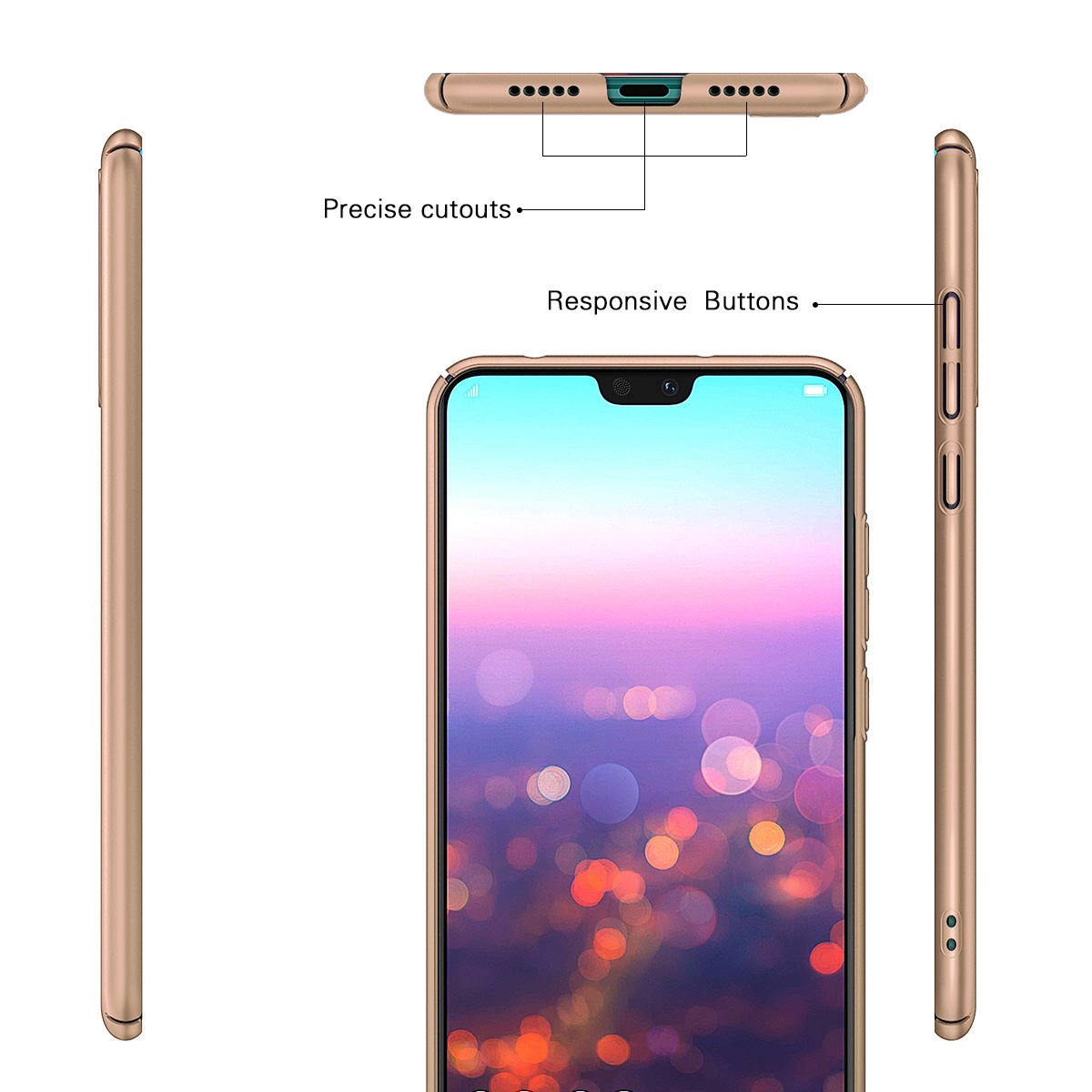 Luxury-Protective-Slim-Thin-Hard-Back-Case-Cover-For-Huawei-P20-Pro-P10-P-Smart thumbnail 54