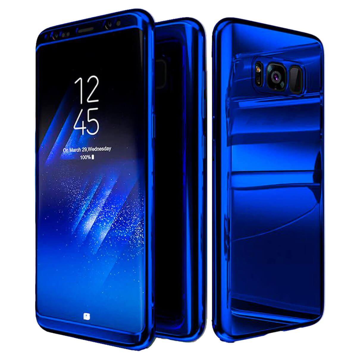 Shockproof-Hard-Case-Samsung-Galaxy-S7-edge-S8-Plus-Hybrid-360-Ultra-Thin-Mirror thumbnail 7