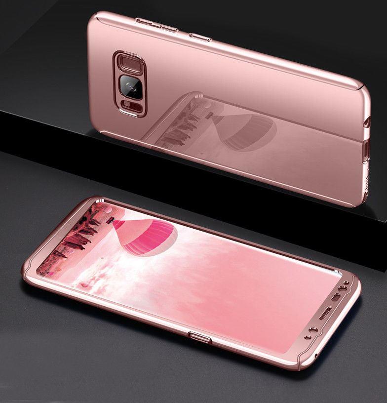 Shockproof-Hybrid-360-Ultra-Thin-Mirror-Hard-Case-Samsung-Galaxy-S7-edge-S8-S9 thumbnail 30