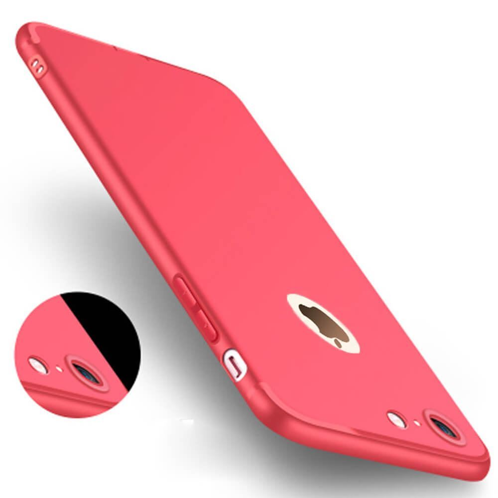 Luxury-Ultra-Thin-Slim-Silicone-TPU-Soft-Case-Cover-Apple-iPhone-10-8-7-Plus-6-5 Indexbild 44