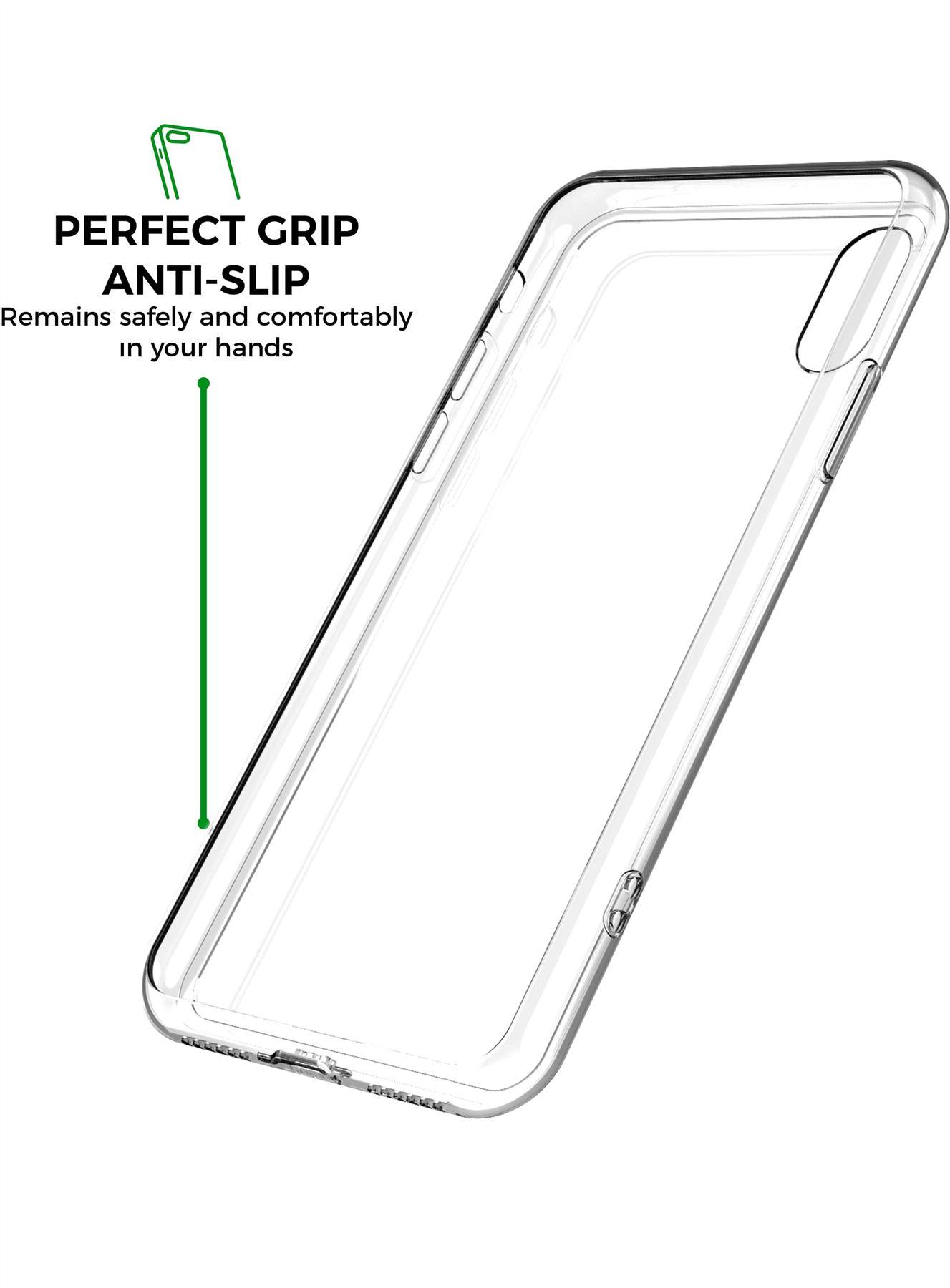 thumbnail 18 - For Apple iPhone XR Xs Max X 8 7 Plus 6 5 Se Case Cover Clear Transparent CS283