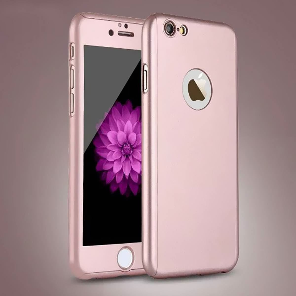 For-Apple-iPhone-XS-Max-XR-Hybrid-360-Slim-Ultra-Thin-Heavy-Duty-Shockproof-Case Indexbild 30