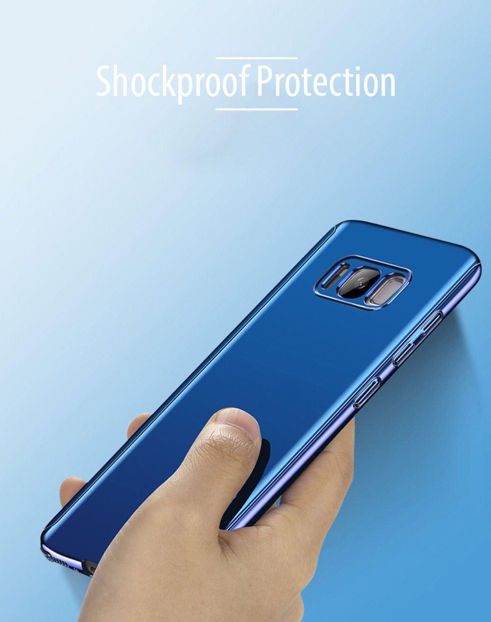 Shockproof-Hybrid-360-Ultra-Thin-Mirror-Hard-Case-Samsung-Galaxy-S7-edge-S8-S9 thumbnail 52
