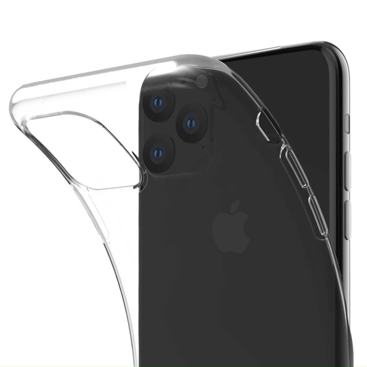 For-Apple-iPhone-12-11-XR-XS-Max-Clear-Silicone-Gel-TPU-New-Slim-Thin-Back-Case thumbnail 24