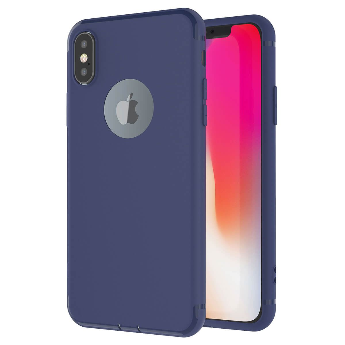 Ultra-Thin-Case-Apple-iPhone-10-8-7-Plus-6-5-Luxury-Slim-Silicone-TPU-Soft-Cover thumbnail 3