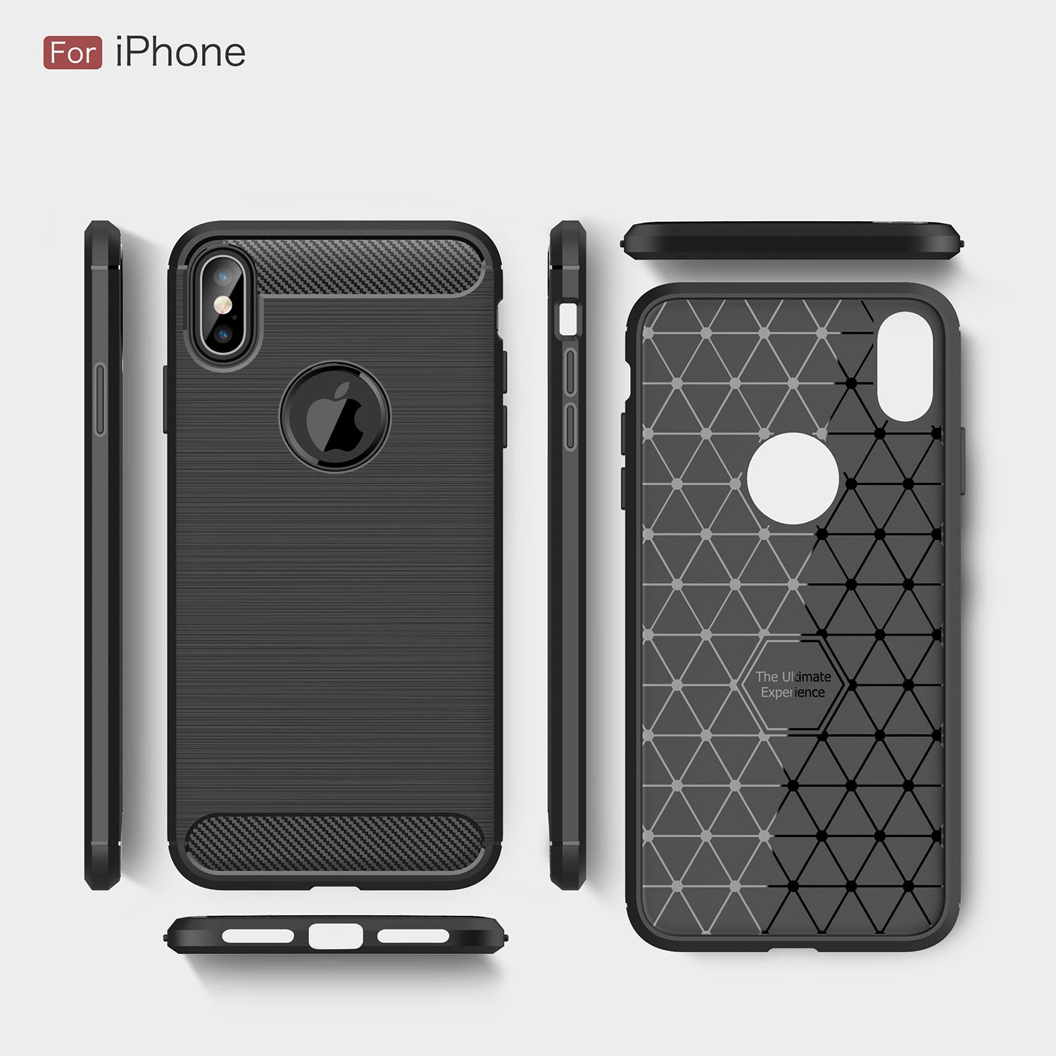 miniature 18 - For Apple iPhone XR Xs Max X 8 7 Plus 6 5 Se 2020 Case Cover New Phone Proof