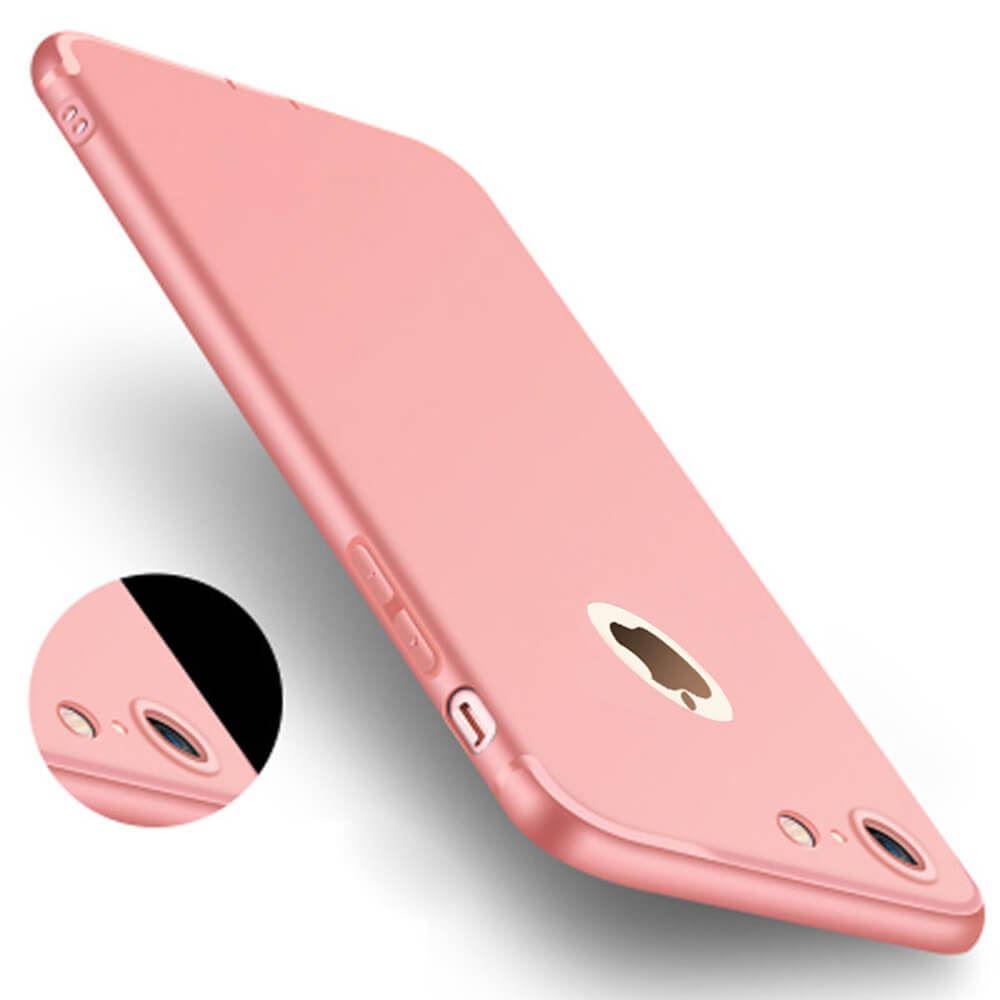 Luxury-Ultra-Thin-Slim-Silicone-TPU-Soft-Case-Cover-Apple-iPhone-10-8-7-Plus-6-5 Indexbild 24
