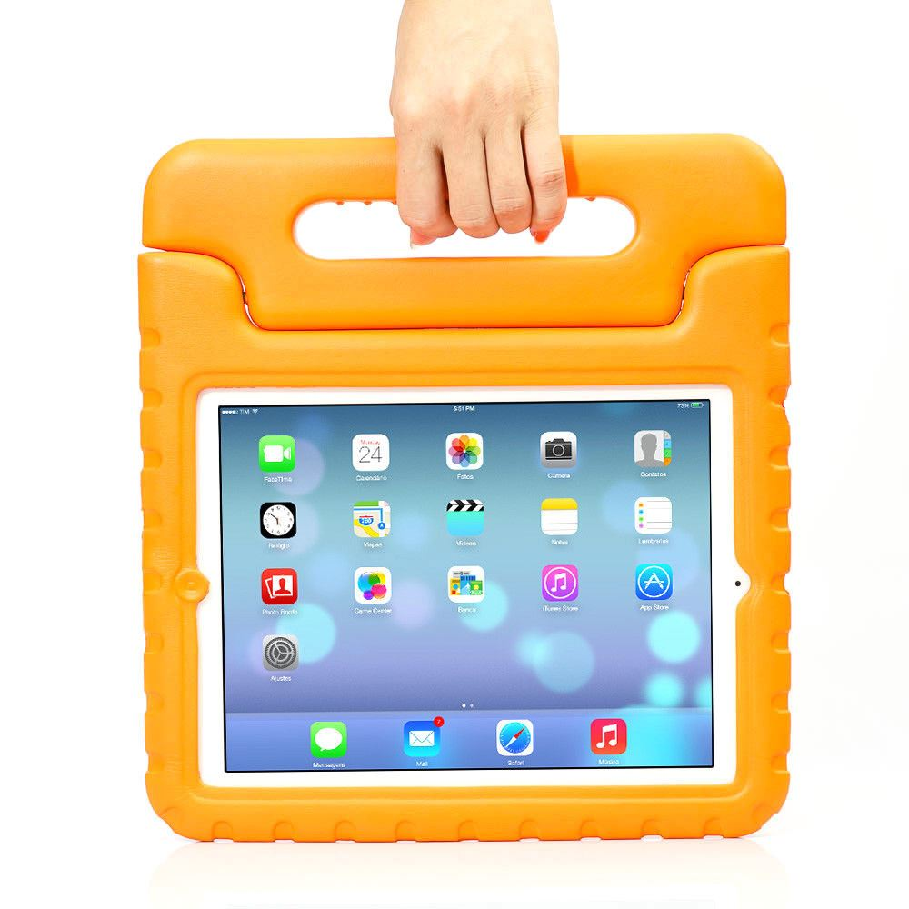 Kids-Shockproof-iPad-Case-Cover-EVA-Foam-Stand-For-Apple-iPad-Mini-1-2-3-4-Air-2 Indexbild 65