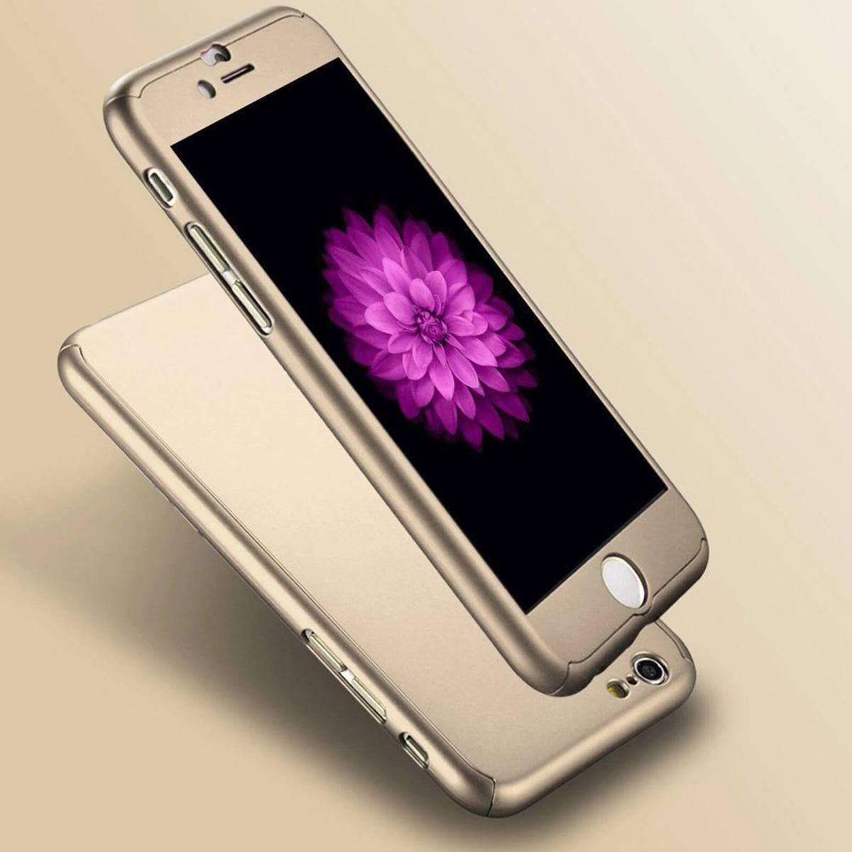 For-Apple-iPhone-XS-Max-XR-Hybrid-360-Slim-Ultra-Thin-Heavy-Duty-Shockproof-Case Indexbild 66