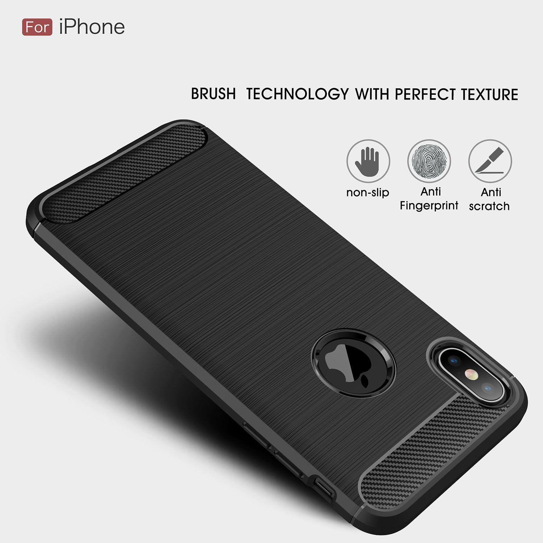 thumbnail 11 - For Apple iPhone XR Xs Max X 8 7 Plus 6 5 Se 2020 Case Cover Soft Flexible Grip