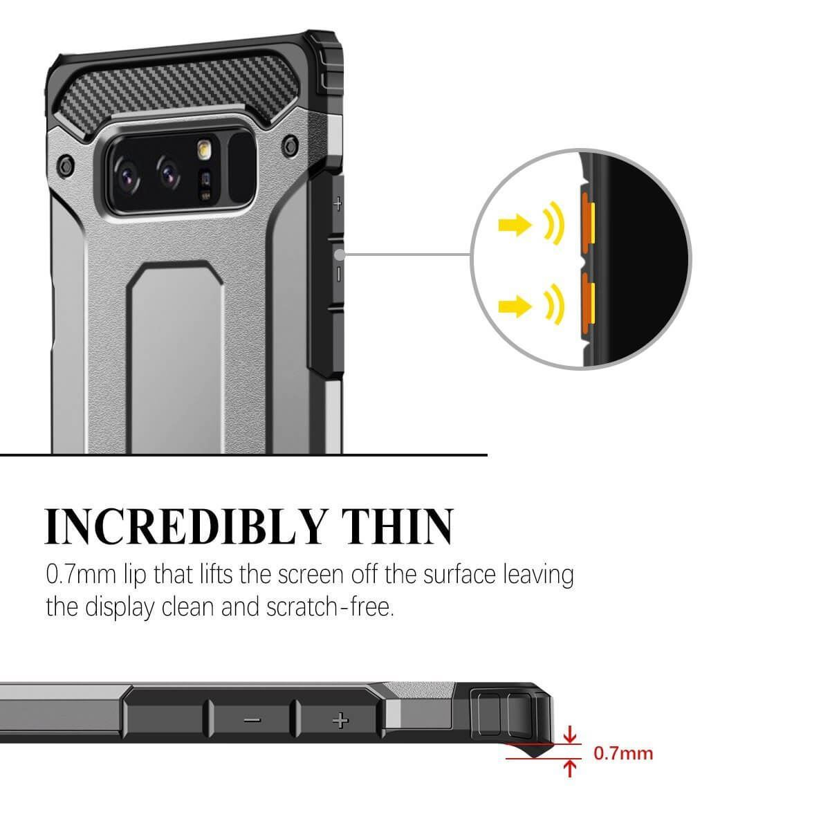 Hybrid-Armor-Shockproof-Rugged-Bumper-Case-For-Samsung-Galaxy-S7-Edge-S8-Note-S9 縮圖 65