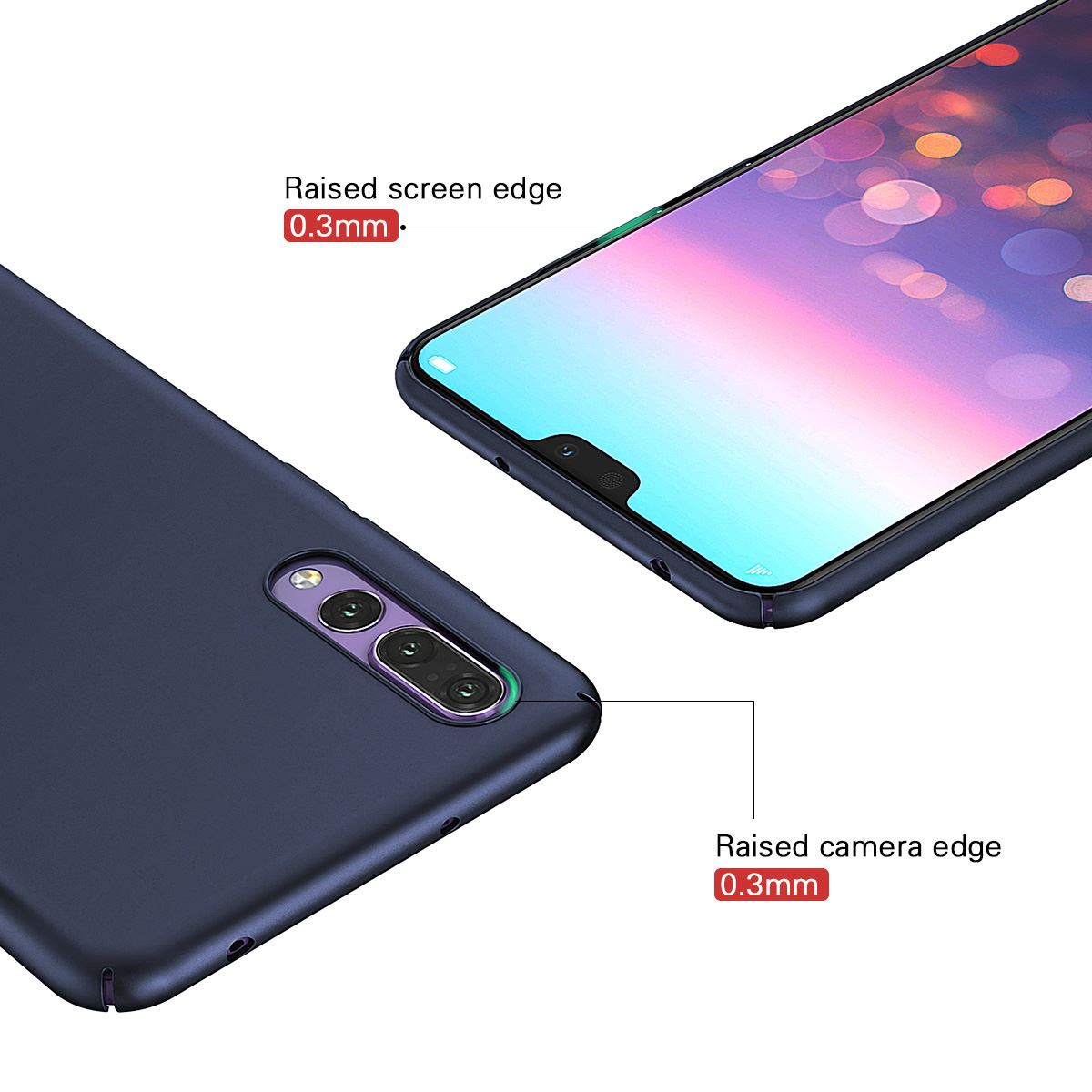 Luxury-Protective-Slim-Thin-Hard-Back-Case-Cover-For-Huawei-P20-Pro-P10-P-Smart thumbnail 42