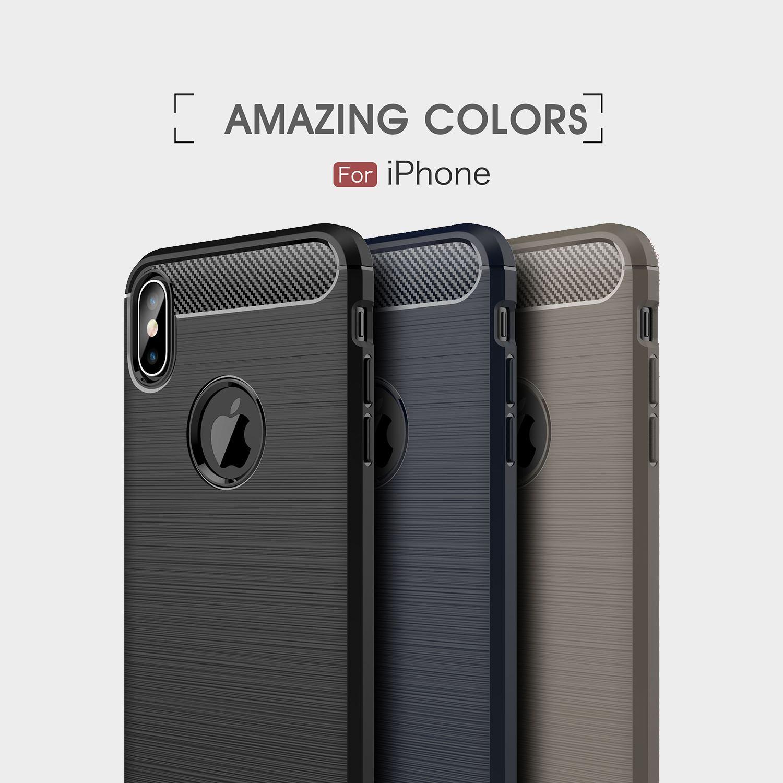 thumbnail 16 - For Apple iPhone XR Xs Max X 8 7 Plus 6 5 Se 2020 Case Cover Soft Flexible Grip